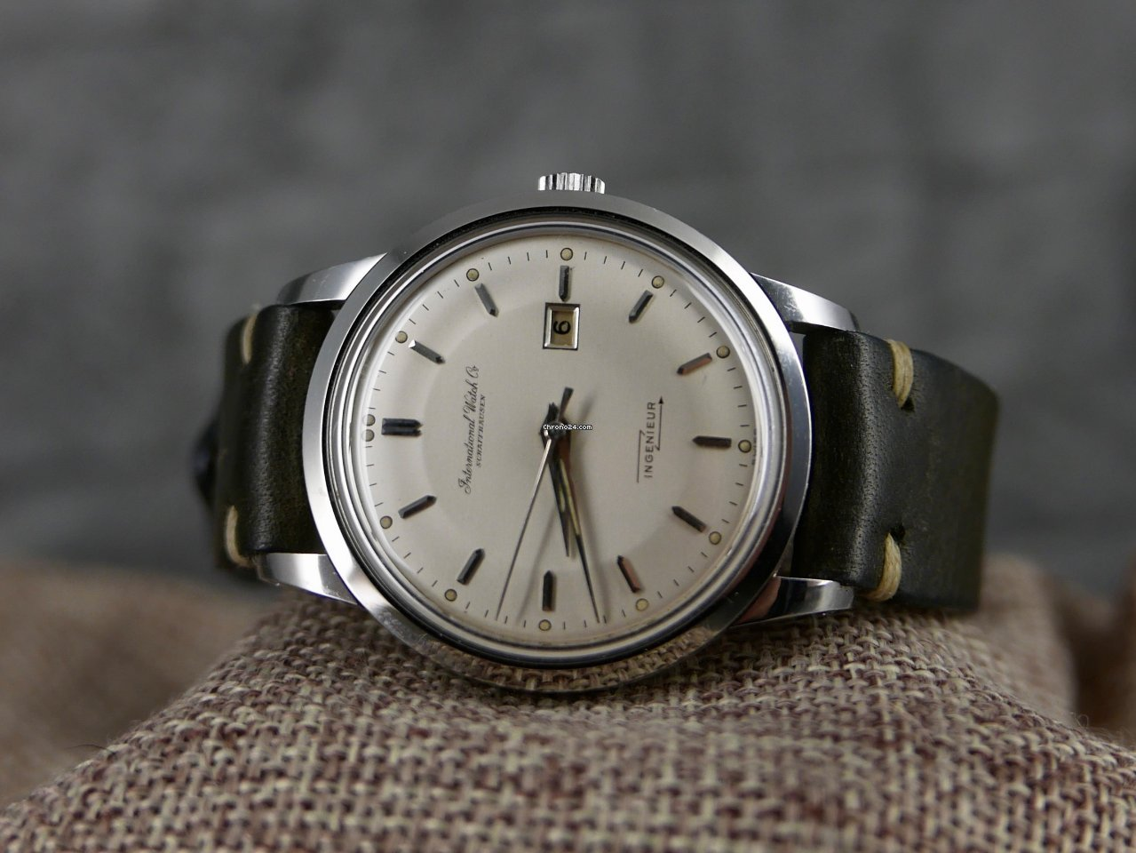 IWC Ingenieur 666 AD 1960 pre-owned
