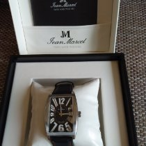 Jean Marcel new Automatic Display back 35mm Steel Sapphire crystal