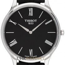 Tissot Tradition Zeljezo 39mm Crn