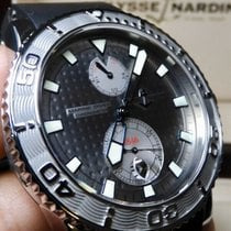 Ulysse Nardin Maxi Marine Diver Steel 42.7mm Grey United States of America, North Carolina, Winston Salem