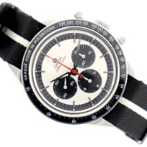 Omega Speedmaster Professional Moonwatch Steel 39.7mm White Arabic numerals