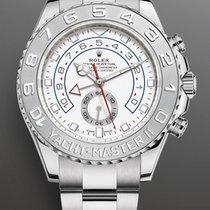 Rolex Yacht-Master II neu 2020 Automatik Chronograph Uhr mit Original-Box und Original-Papieren 116689