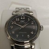 IWC Da Vinci Automatic новые 2020 Автоподзавод Часы с оригинальными документами и коробкой IW356602