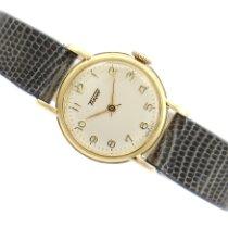 Tissot Żółte złoto 21mm Manualny Vintage watch używany Polska, Warszawa