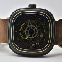 Sevenfriday Steel 47mm Automatic SF-P2/02 pre-owned