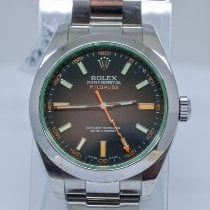 Rolex Milgauss Steel 40mm Black No numerals United States of America, California, Los Angeles