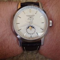 Longines Heritage Steel 40mm Champagne No numerals United States of America, South Carolina, Spartanburg