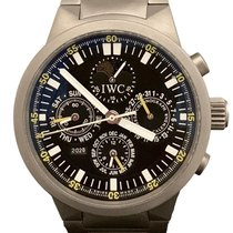 IWC GST Steel 43mm Black United States of America, New York, Huntington Village