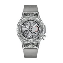 Hublot Techframe Ferrari Tourbillon Chronograph United States of America, Florida, Boca Raton