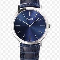 Piaget new Manual winding Genevian Seal Only Original Parts 38mm White gold Sapphire crystal