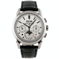 Patek Philippe Perpetual Calendar Chronograph 5270G-001 2016 pre-owned