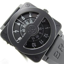 Bell & Ross BR 01-92 Steel Black Malaysia
