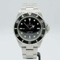 Rolex Submariner (No Date) Steel 40mm Black No numerals United States of America, California, Santa Monica