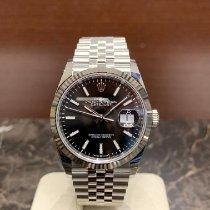 Rolex Datejust nuevo 2020 Automático Reloj con estuche y documentos originales 126234