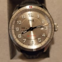 Oris Audi Sport Steel Silver Arabic numerals United States of America, Maryland, Windsor Mill
