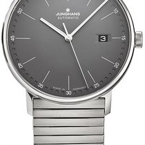 Junghans FORM A Steel Grey United States of America, New York, Brooklyn
