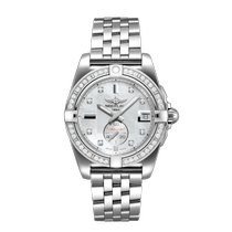 Breitling Galactic 36 Steel 36mm Mother of pearl United States of America, California, Newport Beach