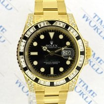 Rolex GMT-Master II Or jaune 40mm