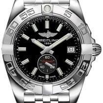 Breitling Galactic 36 Steel 36mm Black