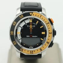 Tissot Sea-Touch Steel 45mm Orange No numerals United States of America, Nevada, Las Vegas
