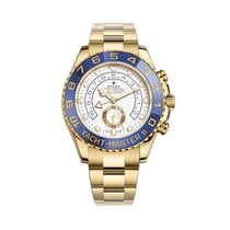 Rolex Yacht-Master II Yellow gold 44mm White United States of America, New York, New York