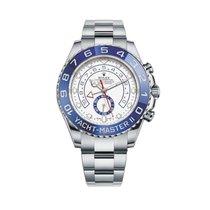 Rolex Yacht-Master II neu Automatik Chronograph Uhr mit Original-Box und Original-Papieren 116680