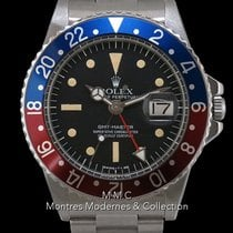 Rolex GMT-Master Acier 40mm France, Paris