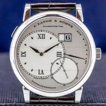 A. Lange & Söhne Grand Lange 1 Platinum 42mm Roman numerals United States of America, Massachusetts, Boston