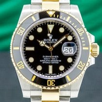 Rolex Submariner Date 116613LN Very good 40mm Automatic