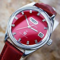 Citizen Steel 37mm Automatic pre-owned United States of America, California, Beverly Hills
