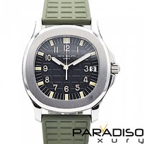 Patek Philippe 5066A-001 Steel 2003 Aquanaut pre-owned