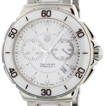 TAG Heuer Formula 1 Lady Steel 42mm White United States of America, New York, New York
