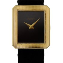 Piaget Protocole Yellow gold 20mm Black United States of America, New York, New York