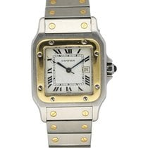 Cartier Santos Galbée Steel 31mm White United States of America, New York, New York
