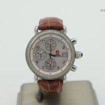 Michele Zeljezo 35mm Kvarc A09041SS Michele CSX Diamonds rabljen