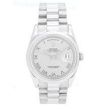 Rolex Day-Date 36 Platinum 36mm Roman numerals United States of America, Texas, Dallas