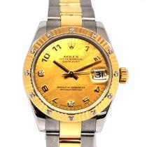 Rolex Lady-Datejust Acero y oro 31mm Oro Sin cifras España, Marbella
