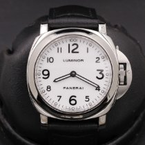 Panerai Luminor Base Steel 44mm Black
