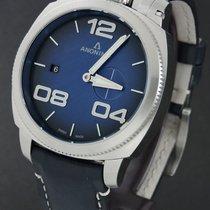 Anonimo Militare Stahl 43,4mm Blau Arabisch Deutschland, Bayern