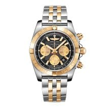 Breitling Chronomat 44 Gold/Steel 44mm Black No numerals United States of America, Pennsylvania, Philadelphia