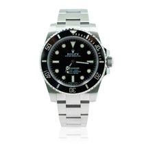 Rolex Submariner (No Date) 114060 2017 nieuw
