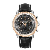 Breitling Navitimer 1 B01 Chronograph 43 Gold/Steel 43mm Grey No numerals United States of America, Pennsylvania, Philadelphia