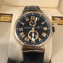 Ulysse Nardin Marine Chronometer Manufacture 1186-122/42 2018 pre-owned