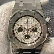 Audemars Piguet 26300ST.OO.1110ST.06 Steel 2009 Royal Oak Chronograph 39mm pre-owned