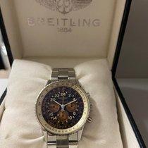 Breitling Navitimer Cosmonaute usato 41.5mm Cronografo Acciaio