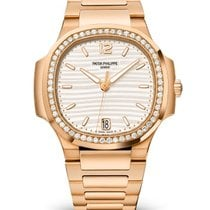 Patek Philippe Nautilus Rose gold 35mm Arabic numerals United States of America, Florida, Sunny Isles Beach