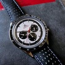 Omega Speedmaster Professional Moonwatch Zeljezo 39.7mm Bjel Bez brojeva