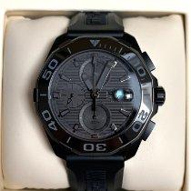 TAG Heuer Aquaracer 300M Titanium 43mm Black No numerals United States of America, Florida, St. Petersburg