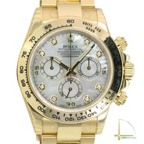 Rolex 116508 Yellow gold Daytona 40mm pre-owned United States of America, California, Los Angeles