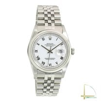 Rolex Datejust Steel 36mm White United States of America, California, Los Angeles